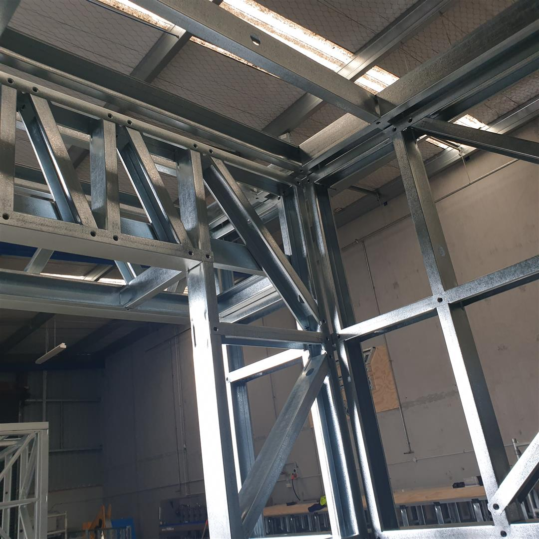 Steel Framed Pods