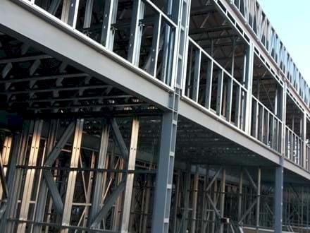 FRAMECAD System for cold-formed steel manufacturing