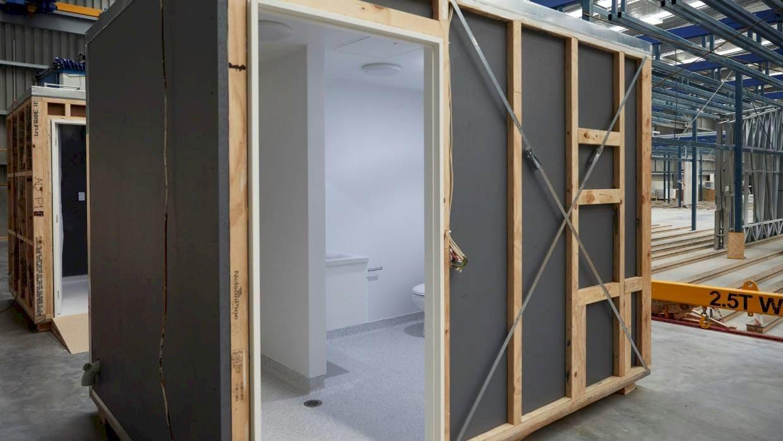 Prefabricated pods